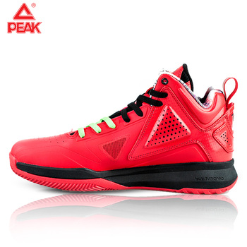 PEAK TONY PARKER I Basketball Shoes Midsole Cushioning Sneakers Brand Fashion Casual Shoes Zapatillas Hombre Outdoor Sports Shoe