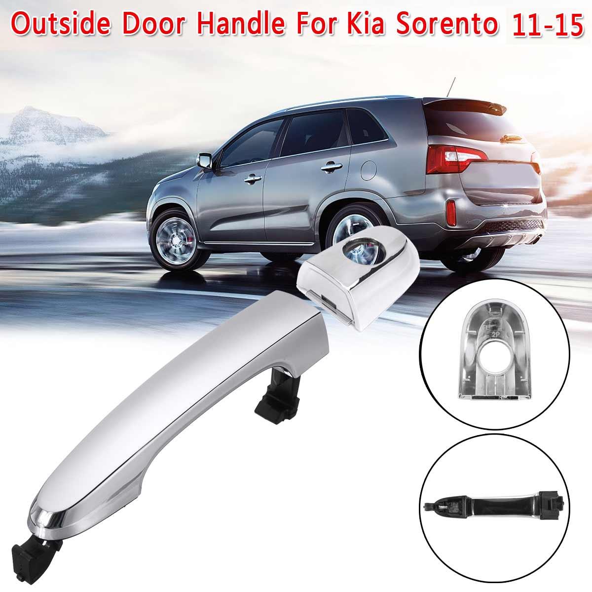 1pc front Door Smart Key Outside Handle for 2014 2015 KIA Optima Optima Hybrid
