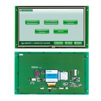 10.1 Inch LCD Display Touch Screen With Smart Controller And Drive Board RS232 Port