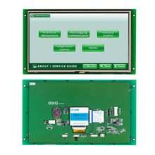 Сенсорный ЖК дисплей 101 дюйма с умным контроллером и картой