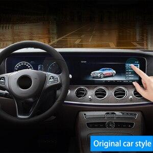 Image 4 - Auto Digitale Instrumentl Audio Stereo Voor Mercedes Benz Mb E Klasse W213 S213 2016 ~ 2020 Dubbele 10.25 Inch Originele stijl Dashboard