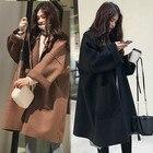 Winter Coat Women Ov...