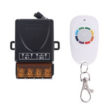 Universal Wide Voltage DC9V-85V Relay 1CH RF Wireless Radio Remote Control Switch Receiver Transmitter wide voltage dc 12v 24v 36v 48v 30a 1ch wireless remote control switch receiver board