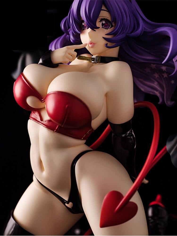 NEW 18cm Nent Rocket Boy Hokke Soft Body Sexy Anime Girl Figure Toys Japanese PVC Action Figures Adult Toy Anime Detachable