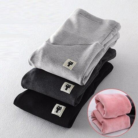 calcas leggings maternidade calcas quentes alem de veludo roupas de gravidez para as mulheres gravidas