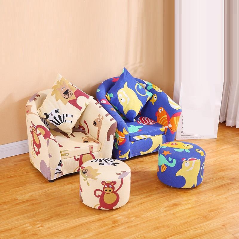 Mini Quarto Menina Silla Infantiles Seat Recamara Canape Baby Dormitorio Infantil Chambre Enfant Children Children's Sofa