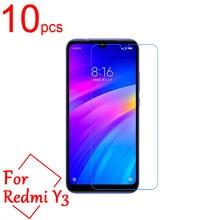 10 шт. Ультрапрозрачная/матовая/нано-Противоударная для redmi Redrice Y3 Защитная пленка для ЖК-экрана для Xiaomi redmi y3 защитная пленка