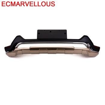 Automovil Accessories Modified Accessory Styling Rear Diffuser Front Lip Tunning Car Bumper 15 16 17 18 FOR Ford Edge