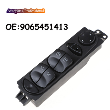 New For MERCEDES Benz Sprinter 906 2006-2016 9065451413 A9065451413 Window Lifter Switch Driver's Side Car accessories