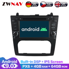 цена на Android 9 IPS Screen PX6 DSP For Nissan Altima 2008 2009 2010 2011 2012 Car DVD Player GPS Multimedia Player Radio Audio Stereo