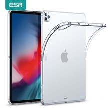 ESR for iPad Pro Clear Case 11''12.9 Inch 2020 Tough Flexible Crack-Resistance Cover Ultra Thin Air-Guard Corner Protective Cas(China)