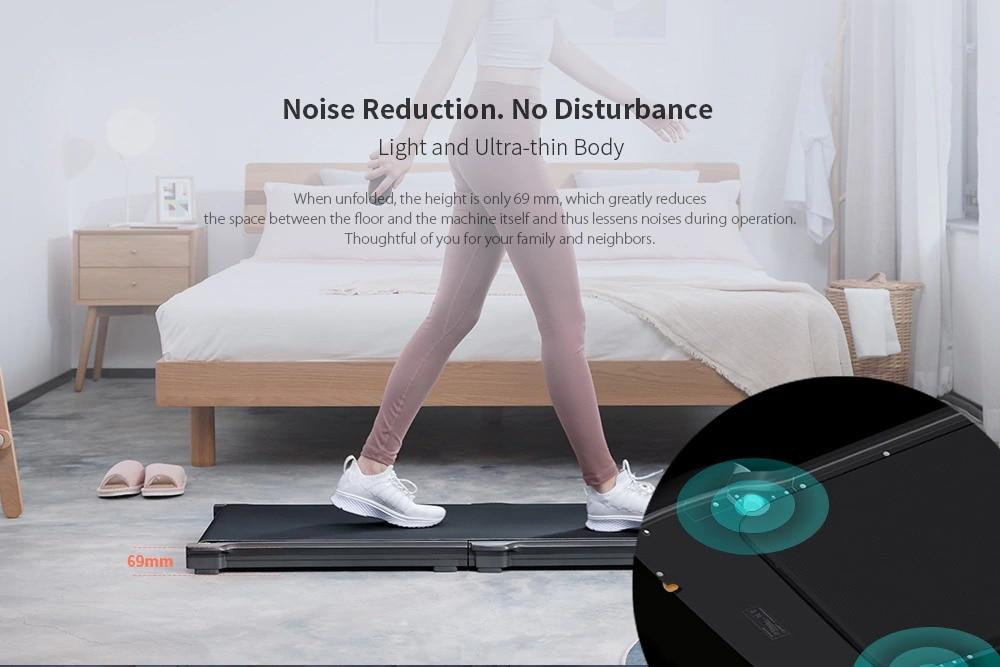 WalkingPad C1 Smart APP Control Folding Walking Pad Mini Ultra-thin Walking Pad Machine Outdoor Indoor Gym Electrical Gym Fitness Equipment_012