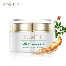 SOMILD Ginseng Face Cream Anti Aging Wrinkle Removal Moisturizing Day Korean Whitening Lift Facial Skin Care