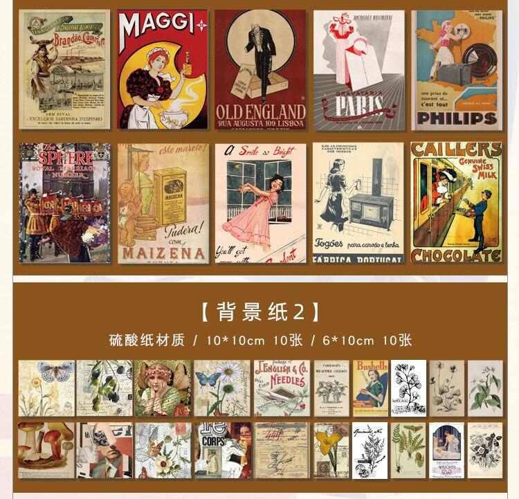 10 jogos lote kawaii papelaria adesivos retro