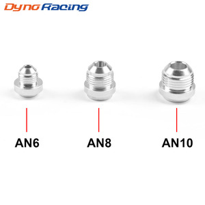 AN6 AN8 AN10 Aluminum Weld On Fittting Bung Nut Valve Cover Catch Can High Quality(China)