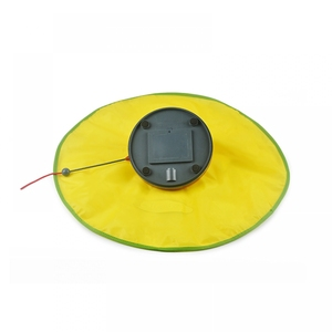 Image 5 - Electric Cat Toy Turntable Intellectual Interactive Cat Toys Plastic Pet Cat Amusement Plate Toys Game Spinning Toys for cats 5