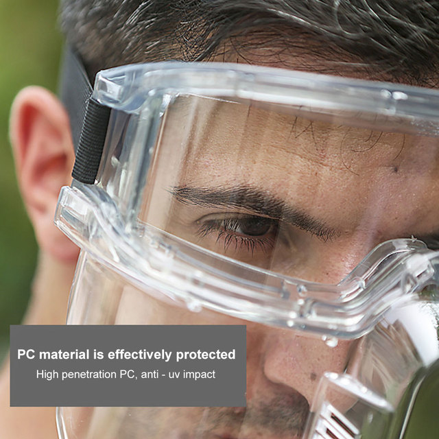 Detachable Dust-Proof Full Face Cover Mouth Mask Transparent Protection Mask Splash-Proof Anti-saliva Face Cover Visor Shield 4