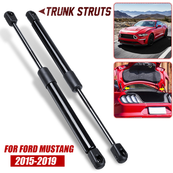 2X Rear Trunk Tailgate Boot Gas Spring Shock Lift Strut Struts Support Bar Rod For Ford Mustang 2015 2016 2017 2018 2019 - discount item  4% OFF Auto Replacement Parts