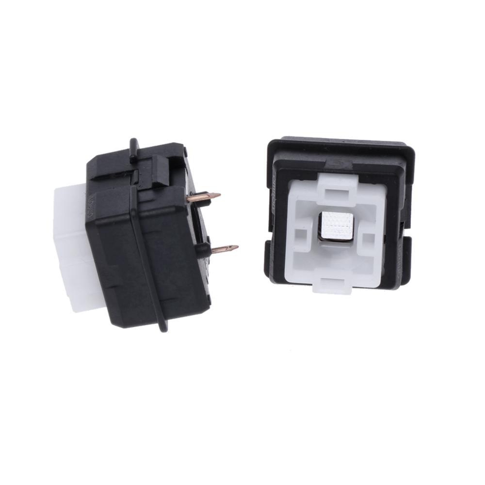 2Pcs Original Romer-G Switch Omron Axis For Logitech G910 G810 G413 K840 RGB Axis Keyboard Switch