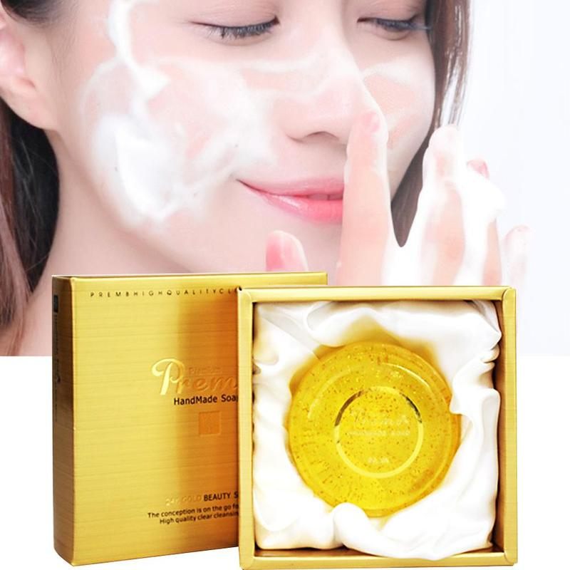 Ginseng Active Energy Drug Bactericidal Soap Particle Handmade Soap Blackhead Remover Oil-control Face Hand Body Healthy Care