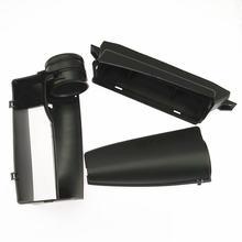 Scjyrxs 3 шт резервуар для воды воздухозаборник passat b6 cc