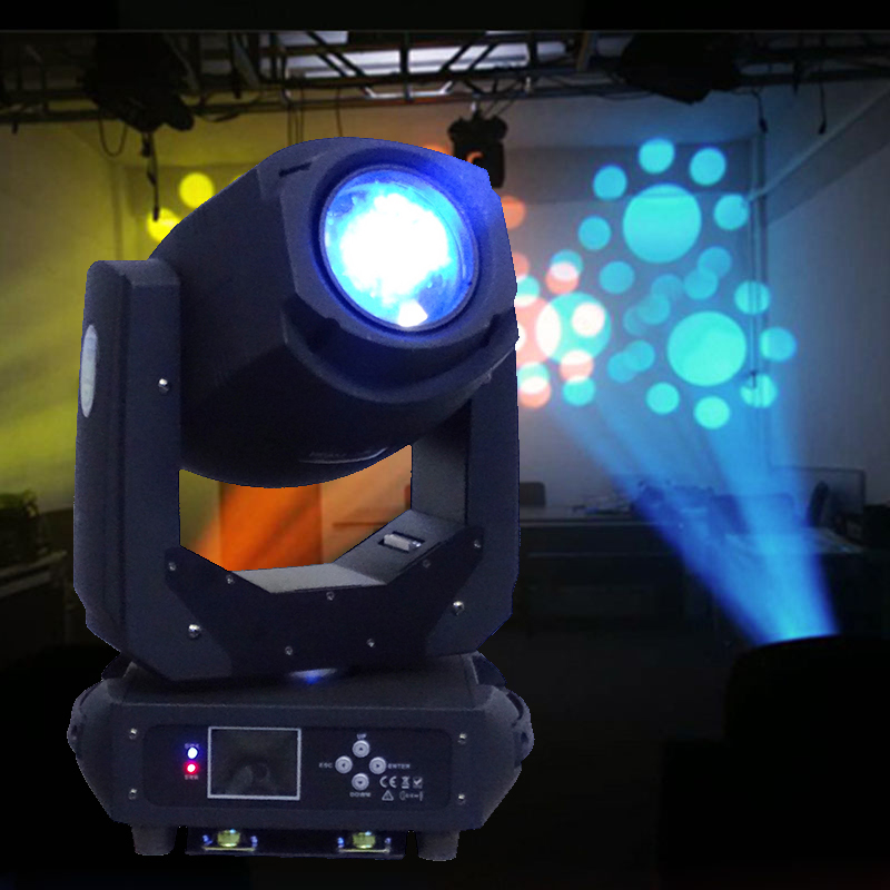 Professional 200W LED Moving Head Light Beam Spot Moving Heads For Disco Dj Club Event Show Party DMX Stage Lighting Projector
