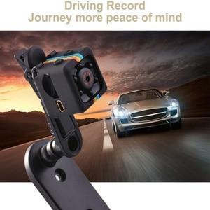 Image 4 - Mini kamera Sq11 HD 1080P g sensor gece görüş kamera hareket DVR mikro kamera spor DV Video küçük kamera kamera SQ 11 Spycam