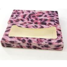 Packaging-Box False-Eyelashes Makeup Cosmetic Cartoon 3D Cardboard-Box Rectangle NEW