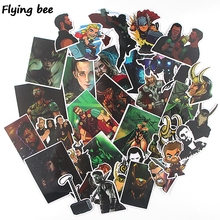 Get more info on the Flyingbee 37 pcs Thor Cool Waterproof Car Sticker PVC scrapbooking Stickers for DIY Luggage Laptop Notebook Sticker X0357