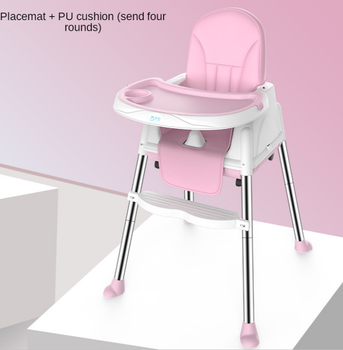 цена на Hot Sale Baby Dining Chair Multifunctional Foldable Portable Baby Chair BB Dining Dining Chair Seat Child Dining Chair