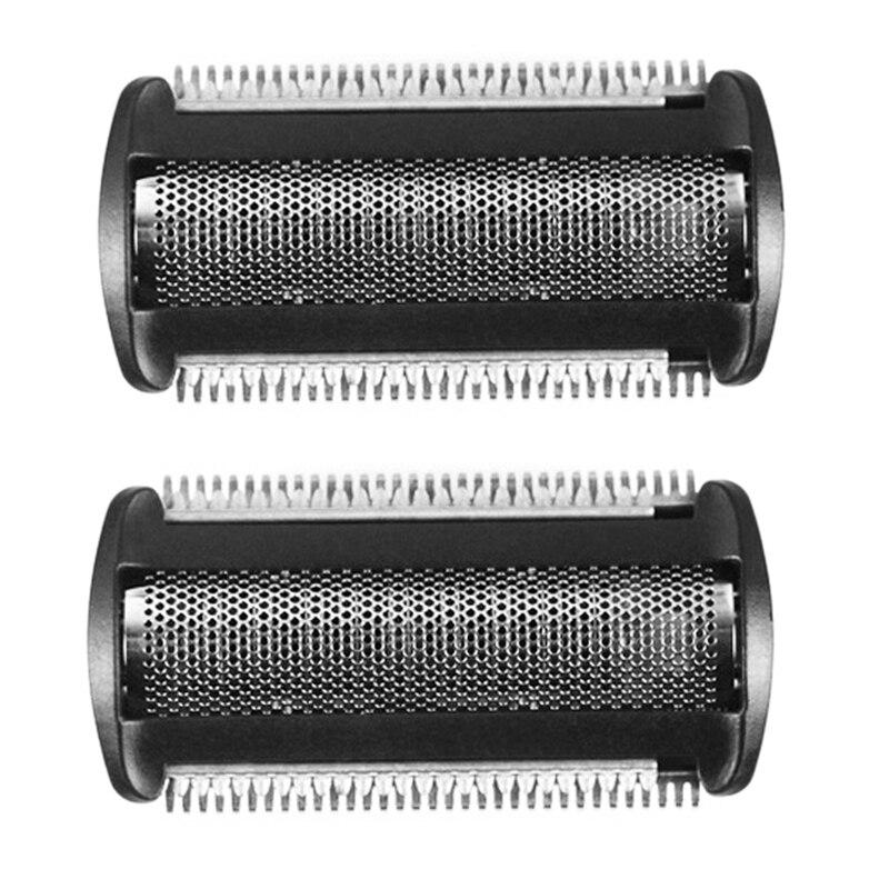 2 шт бреющая головка Замена триммер для Bodygroom BG 2024 - 2040 S11 YSS2 YSS3 серии