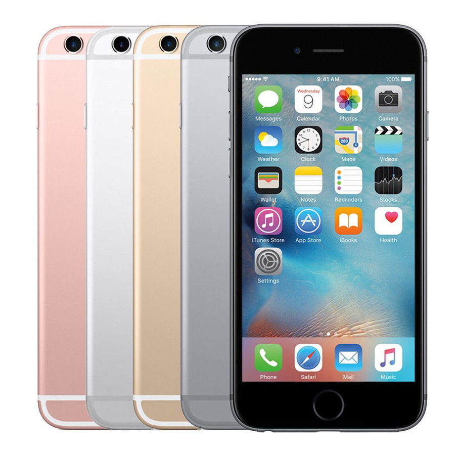 Original Sprint Version Apple iPhone 6s Plus A1687 LTE Mobile Phone 5.5 2GB RAM 16GB ROM 12.0MP Camera dual Core Smart Phone image
