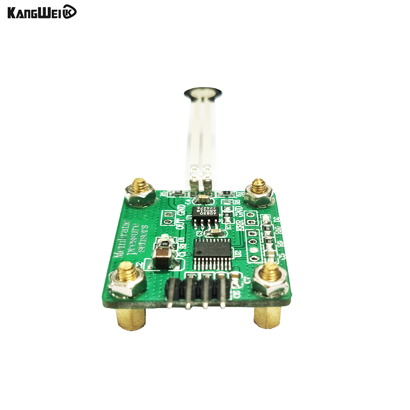 Membrane Pressure Sensor Module Pressure To Voltage Serial Output Computer Read Value FSR Flexiforce