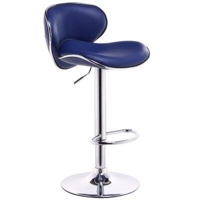 Lift Bar Chair Front Desk Bar Stool Modern Minimalist Bar High Stool High Back Stool Bar Stools Modern Fauteuil Long De Bars