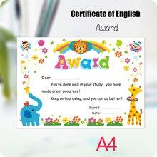 English Certificate Appreciation Letter…