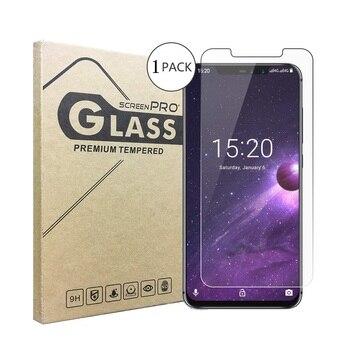 Перейти на Алиэкспресс и купить Для Umidigi Z2 pro закаленное стекло 9H 2.5D Премиум Защитная пленка для экрана для Umidigi Z2 pro