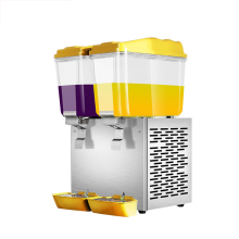BS-388 напиток массовго производства машина прозрачный сок машина горячие и холодные напитки автоматический трехцилиндровый Автомат для подачи холодных напитков