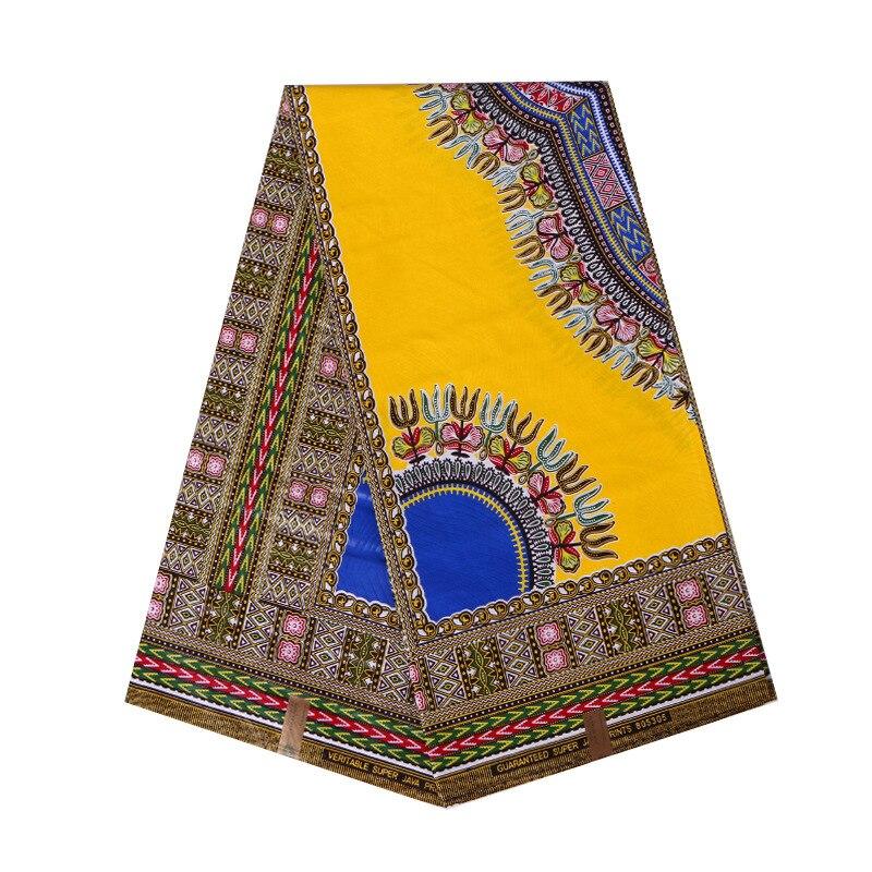 Veritable Wax Guaranteed Real Dutch Wax High Quality Pagne Wax Holland 6 Yards African Ankara Fabric