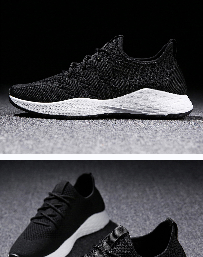 H50b3f8503254428489aaec56d8851cb11 - Men Casual Shoes Men Sneakers Brand Men Shoes Loafers Slip On Male Mesh Flats Big Size Breathable Spring Autumn Winter Xammep
