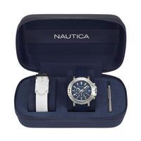 Relógio dos homens Nautica NAPPRH007 (48mm)