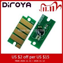 20 шт. 106R02182 106R02183 2180/2181 чип картриджа с тонером для Xerox Phaser 3010 3040 WorkCentre 3045