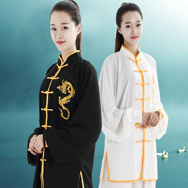 Chinese Kung Fu Wushu Clothes Chinese Traditional Men Clothing Kungfu Uniforms Wing ChunTaichi Performance Clothing
