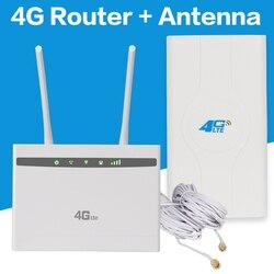 Europa, Asia América 2g 3g 4g Router LTE B1 B3 B4 B7 B8 B20 B28 B40 4g LTE Modem Router 4g WIfi Hotspot Router CPE tarjeta SIM