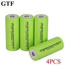 Gtf 4 шт 26650 Батарея 37 v 12000 мА/ч Перезаряжаемые li ion