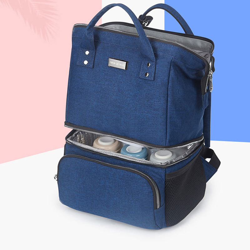 Diaper Bag for Mommy Maternity Nappy Backpack Baby Infant Large Capacity Organizer Nursing Changing Mother Bag to Travel Care