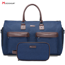 Modoker, новая дорожная сумка для одежды с плечевым ремнем, спортивная сумка, сумка для переноски, чемодан, одежда, деловая сумка, несколько карманов