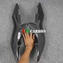 Side Fairing (Tail Fairings)For Suzuki GSX-R1000 2009-2016 Full Carbon Fiber Motorcycle Accessories цена 2017