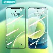 2PCS עיני מגן זכוכית עבור iPhone 12 פרו מקס מיני זכוכית מלא כיסוי מסך מגן עבור iPhone7 8 בתוספת XR X XS מזג גלאס
