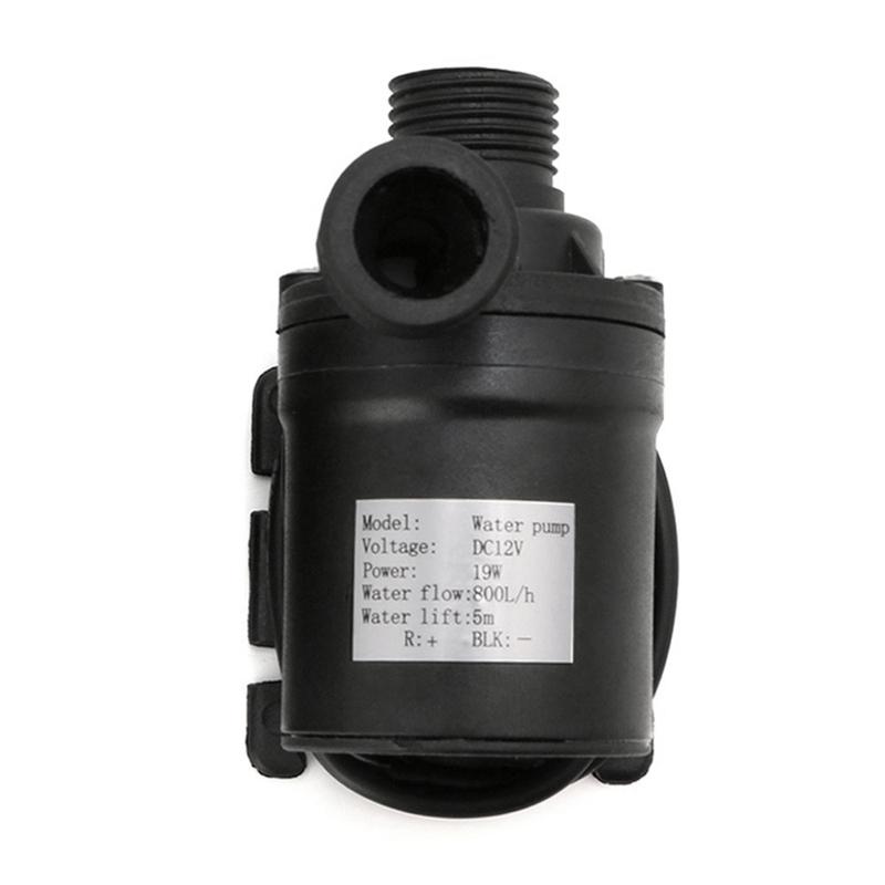 800L/H 5m DC <font><b>12V</b></font> Solar Brushless Motor <font><b>Water</b></font> Circulation <font><b>Water</b></font> <font><b>Pump</b></font> <font><b>Submersibles</b></font> <font><b>Water</b></font> <font><b>Pumps</b></font> image