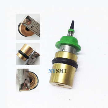 SMT Spare parts Nozzle Holder 17mm for JUKI Machine 1 pair 2 pieces silver spare parts for numbering machine gto heidelberg printing machine